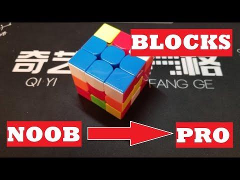 Roux Blockbuilding Basics: Transition from Beginner to Intermediate