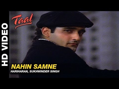 Taal - Nahin Samne (a. R. Rahman) video