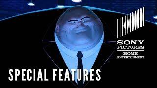 """SPIDER-MAN: INTO THE SPIDER-VERSE """"Liev Schreiber as Wilson Fisk"""" Now on Blu-Ray & Digital!"""