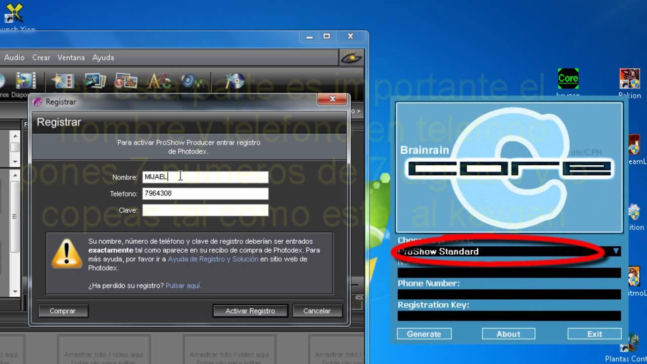 photodex proshow producer 5.0.3296 registration key
