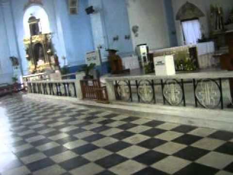 Oldest Church In The Philippines (dauis Bohol Philippines) Part 1 video