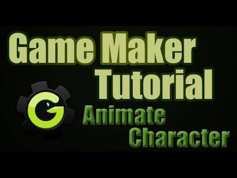 10) Platform Character Animation Game Maker Tutorial