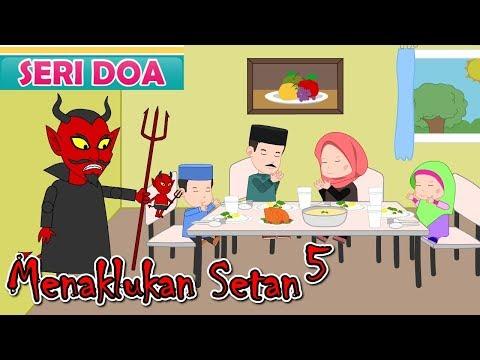 Menaklukan Setan Seri 5-Doa Sebelum Makan-Seri Menaklukan Setan-Jamallaeli