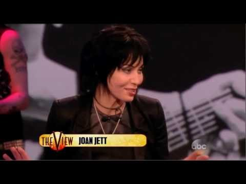 Joan Jett & The Blackhearts - 10/7/2013 - The View
