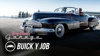 1938 Buick Y Job - Jay Leno's Garage