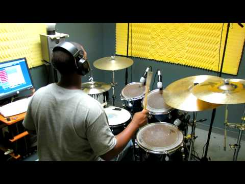 They That Wait By Fred Hammond Ft John P. Kee - Drum Cover video
