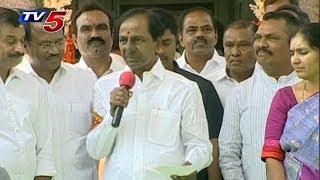 తుప్రాన్ అభివృద్ధికి సీఎం కేసీఆర్ హామీ..! | CM KCR On Toopran Development | Gajwel