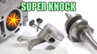 How Super Knock Can Destroy Modern Engines