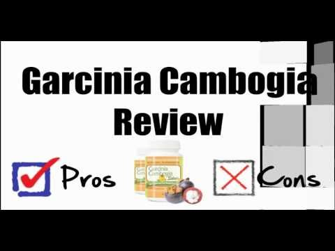 Garcinia Cambogia Review - Pros. Cons & Warnings
