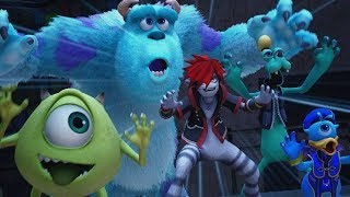 【KINGDOM HEARTS III】 D23 Expo Japan 2018 Trailer