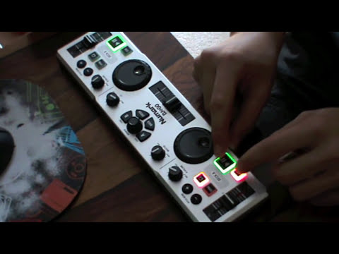 Mix with Numark DJ 2 Go