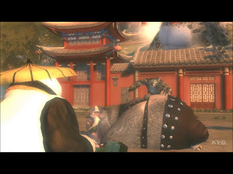 Kung Fu Panda - Walkthrough - Part 1 - Po's Dream (PC) [HD]