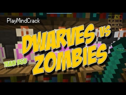 Team B&B play DVZ - DVZ BINGO! - PlayMindcrack server.