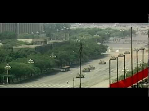 The Unknown Man at Tiananmen Square