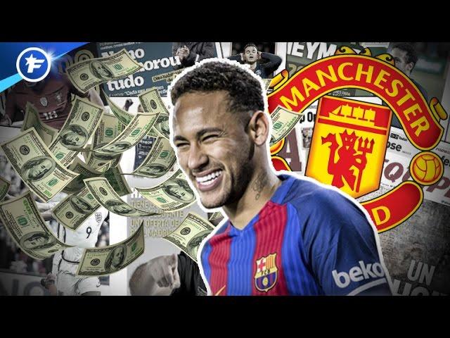 Neymar to Manchester United
