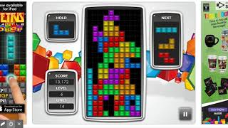 Tetris #1 -|- New high score!!!! :D *!Read Desc!*
