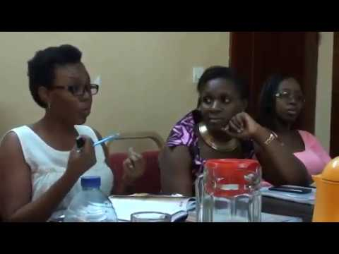 Témoignage de Mme Chiderteline D Comptable (SCI Les Tropiques) participant au Séminaire de Formation Chartered Managers