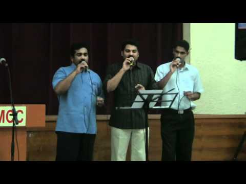 Bhoovassikale .... Malayalam Christian Worship Song by Abu Dhbi MCC Choir