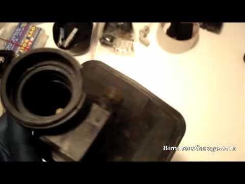 BMW Expansion Tank Diagnosis Part 1 of 2