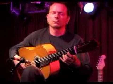 Ottmar Liebert and Luna Negra @ BB King NYC 08.29.07