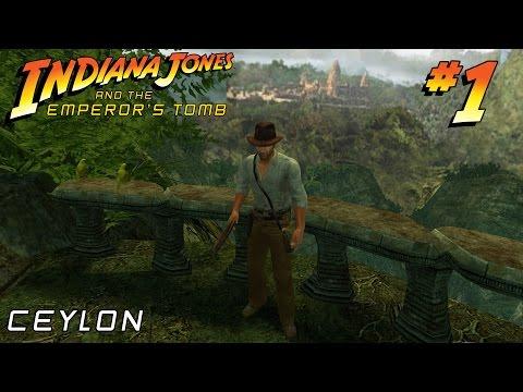 Indiana Jones and the Emperor's Tomb HARD Chapter 1: Ceylon | Gameplay Walkthrough