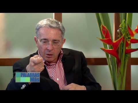 Entrevista al expresidente Álvaro Uribe Vélez (1/4)