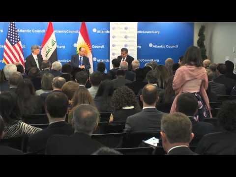 Conversation with  President Masoud Barzani