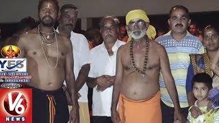 Ayyappa Swamula Maha Padayatra Continues For 33rd Day | Secunderabad To Sabarimala