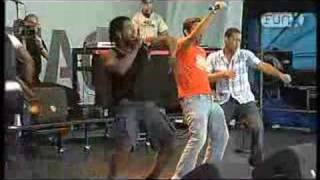 Watch Orishas Tumbando Y Dando video