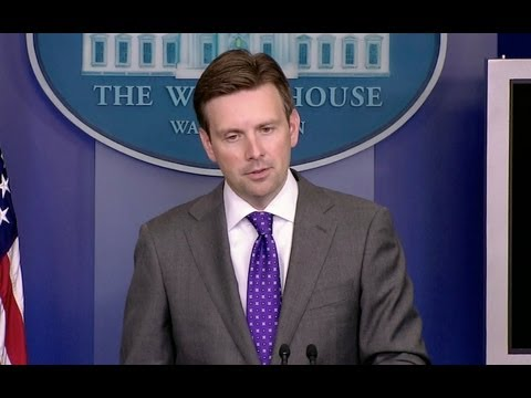 8/21/13: Press Briefing by Deputy Press Secretary Josh Earnest