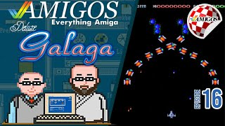 Amigos: Everything Amiga Episode 16 Remastered - Deluxe Galaga