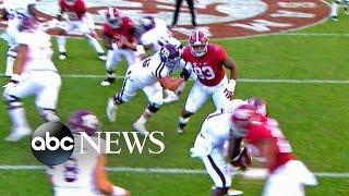 NCAA College Football Championship Preview: Alabama Vs. Clemson