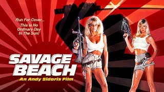 Savage Beach - Original Trailer - HD Restoration!