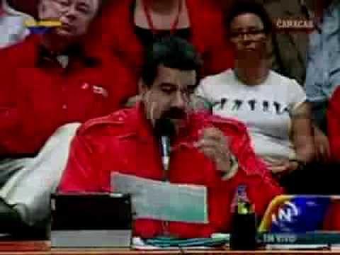 Maduro sobre el islamismo