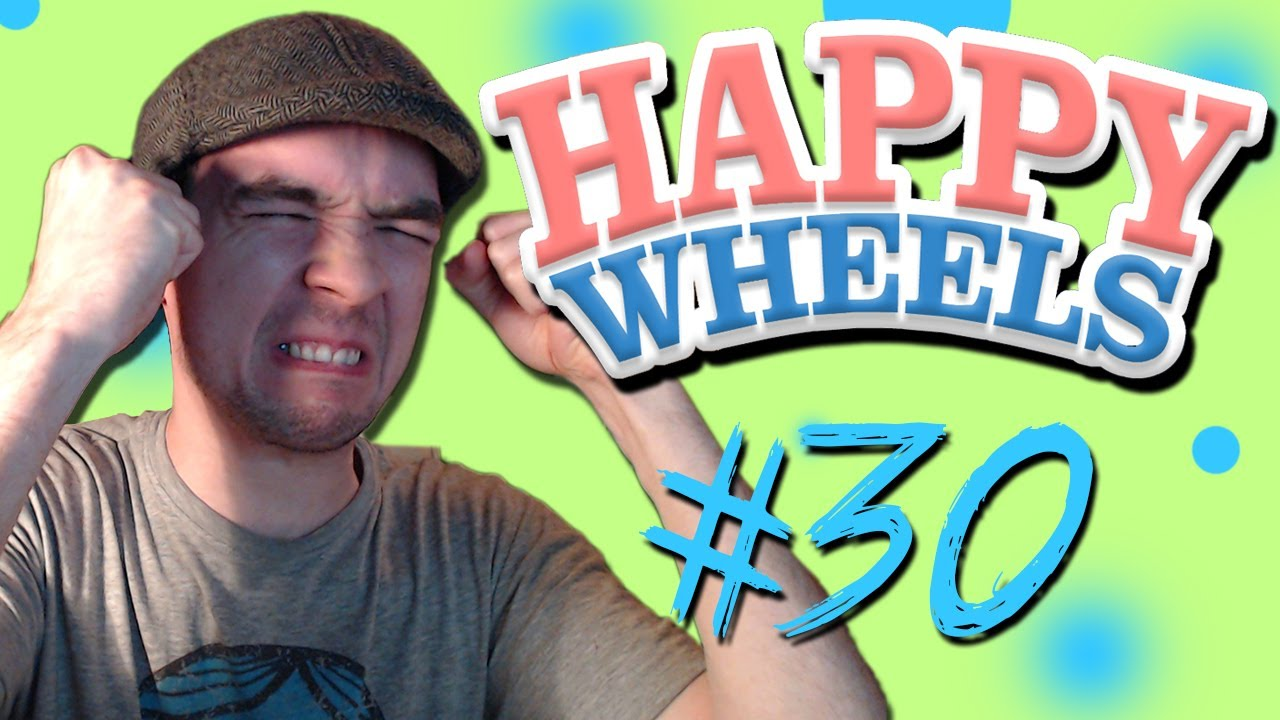 happy wheels 30
