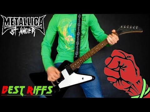 Metallica - St. Anger - Best Riffs