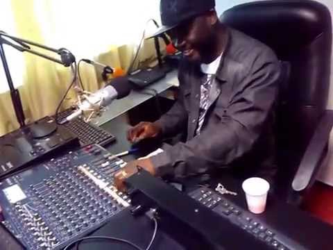 Interview on African Day in Hamburg Kings Way Radio by Sir Zina 1