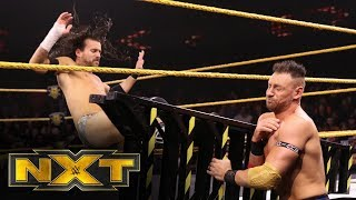 Dominik Dijakovic vs. Adam Cole - Men's WarGames Advantage Ladder Match: WWE NXT, Nov. 20, 2019