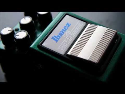 TS9B -Bass Tubescreamer-