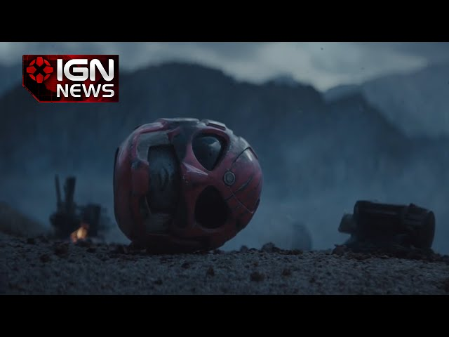 Power Rangers Owner Wants Video Removed - IGN News