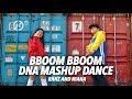 Bboom Bboom / DNA Mashup Dance | Ranz and Niana