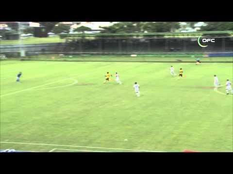 2013 OFC U 20 Championship Day 2 Vanuatu vs New Zealand Highlights