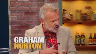 Graham Norton Reveals His Dream Guests for His Show | The Rachael Ray Show