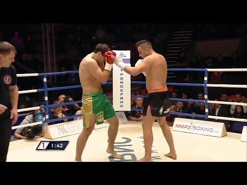 Артем Вахитов vs. Хорхе Лорен | Мастерская тайского бокса