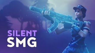 SILENT SMG (Fortnite Battle Royale)