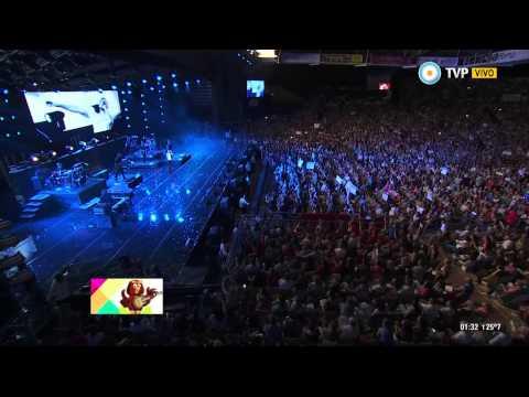 Festival de Villa María 2015 - David Bisbal (1 de 2) 07-02-15