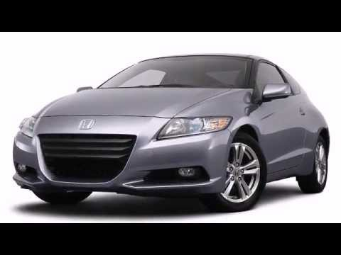 2012 Honda CR Z Video