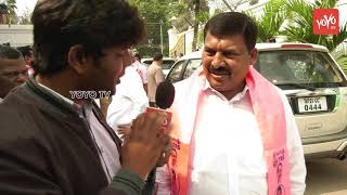 TRS Leader muta gopal About his Victory |CM KCR
