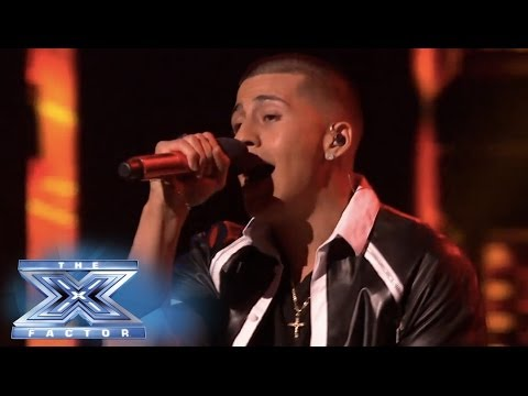 Top 3: Carlito Olivero Sings stand By Me With Prince Royce - The X Factor Usa 2013 video