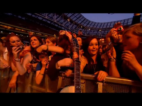 The Script - I'm Yours (Live at Aviva Stadium) HD